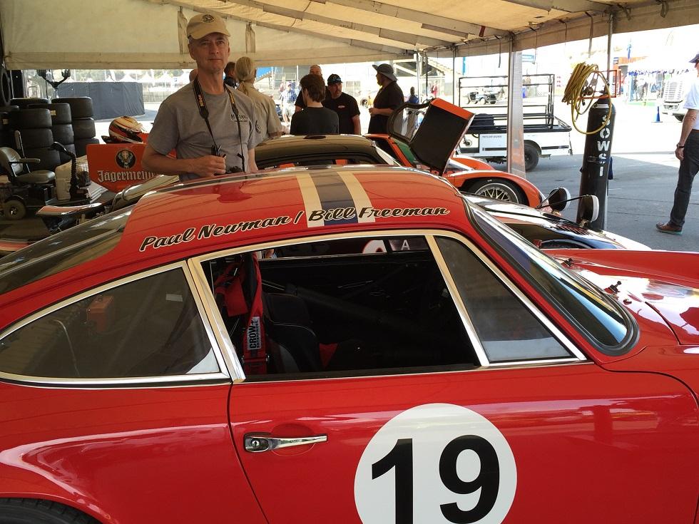 Paul Newman 911